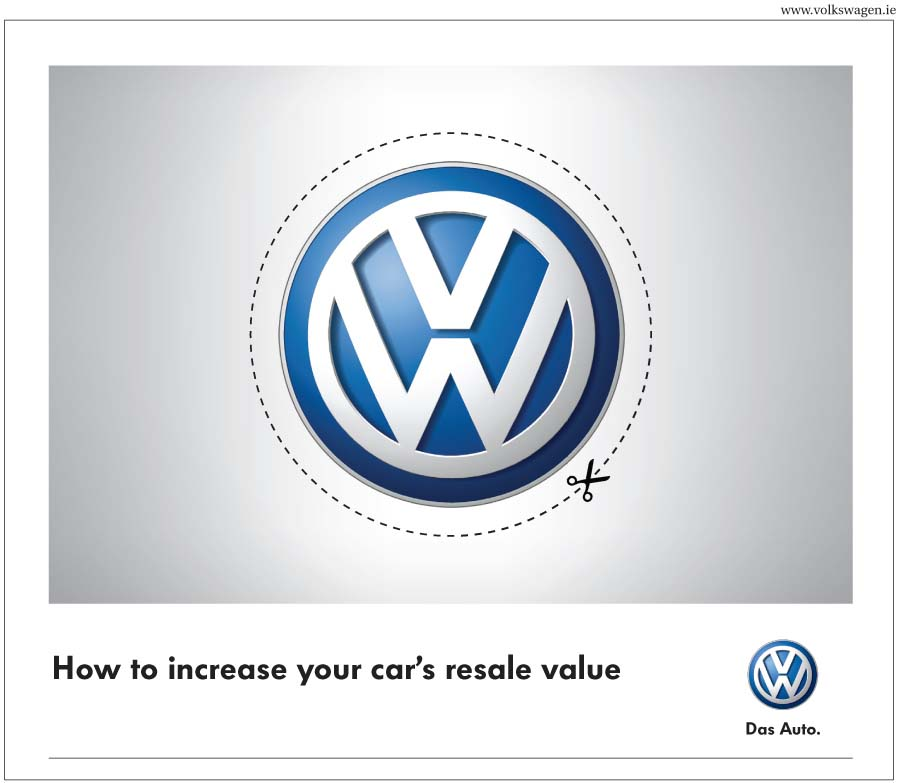 Volkswagen Resale Value by Owens DDB