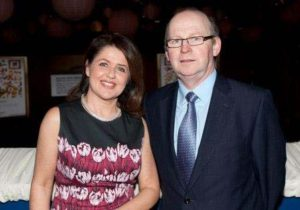 NNI Ad Awards 2012 Una Kelly, Kevin O'Sullivan, The Irish Times.