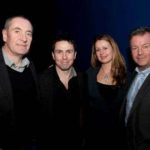 NNI Ad Awards 2012 Pictured are Brendan O'Reilly, Adrian Cosgrove, Ann McDermott, Mark Hogan all from Owens DDB.