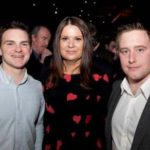 NNI Ad Awards 2012 Pictured are Niall Flynn, Danielle Donnelly, Martin Kelly.Fennell Photography Copyright 2013