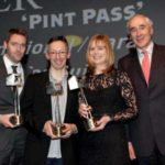 NNI Ad Awards 2012 Best FMCG Ad - Pint Pass by Irish International/Carat for Guinness Fennell Photography Copyright 2013
