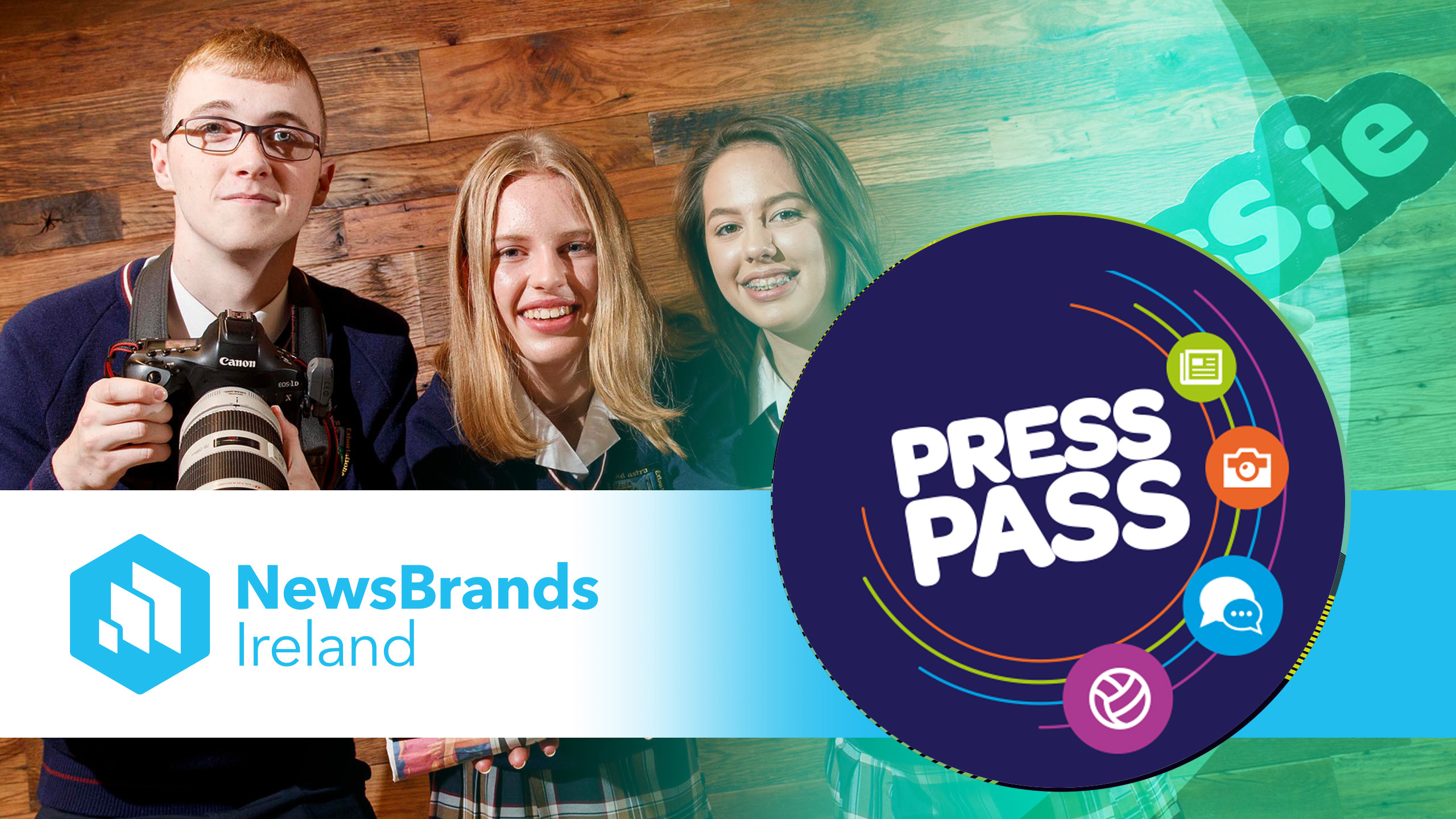 press pass competition ireland
